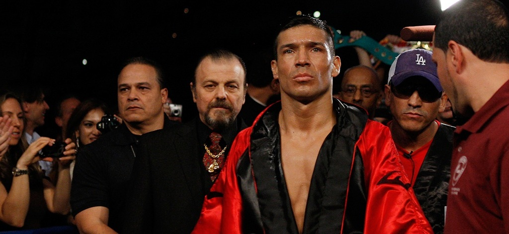 mighty fighter sergio martinez ring entrance