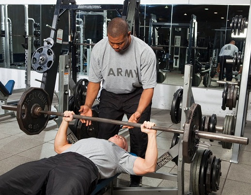 improve your anaerobic endurance by bench press