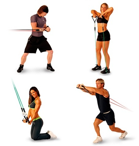 Top 15 Resistance Band Exercises Increases Full Body