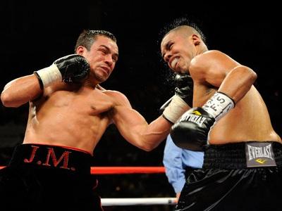 juan manuel marquez fighting technique