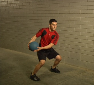improve your anaerobic endurance with medicine ball throws