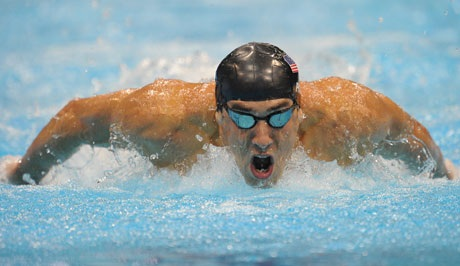 michael phelps mental toughness