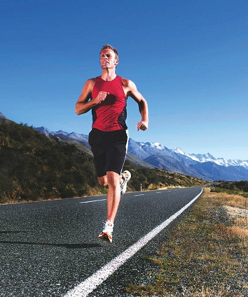 condition yourself by running
