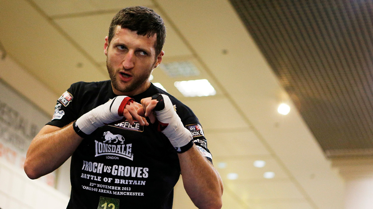 Carl Froch Quotes