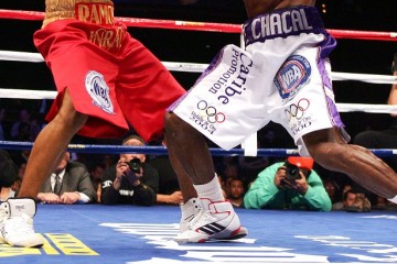 best footwork in boxing