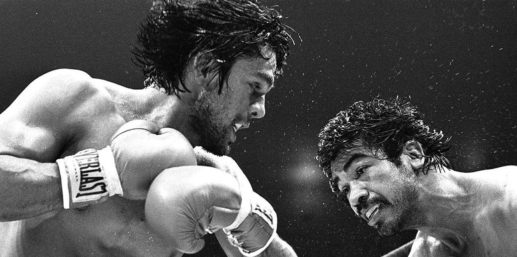 Roberto Duran Boxing Posed Photo Size: 8 x 10