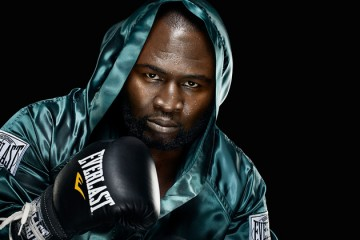 James Toney Quotes