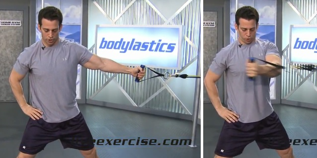 Top 5 Resistance Band Chest Exercises