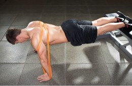 resistance-band-raised-push-up