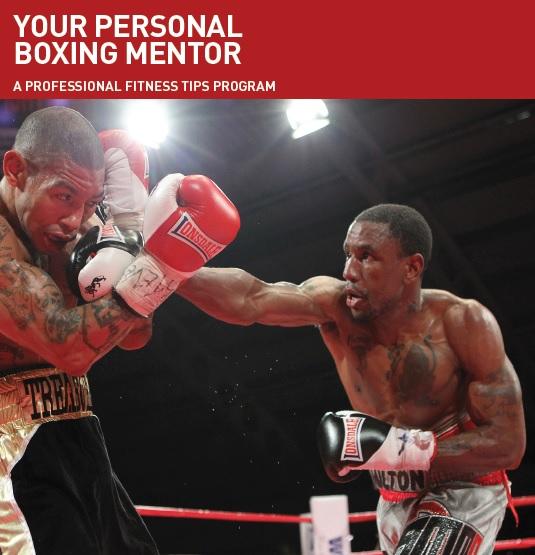 Darren Hamilton's Beginners Boxing Course