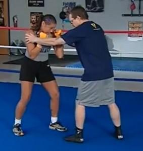 freddie roach boxing footwork