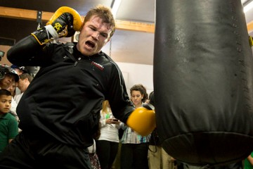 canelo-heavy-bag