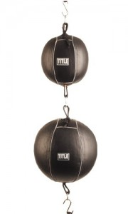 Title Traditional Double-Double End Bag