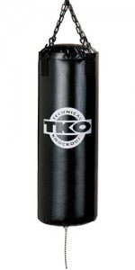 TKO Vinyl Heavy Bag