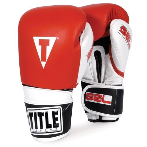 TITLE Gel Intense Bag & Sparring Training Gloves