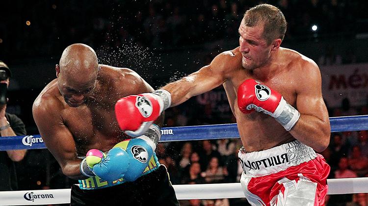 Sergey Kovalev Boxing Techniques