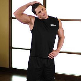 Neck Stretch - Flexibility Exercises