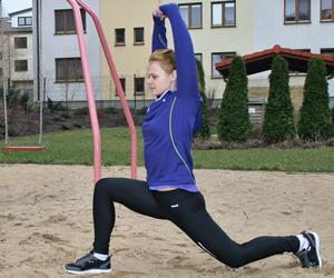 Samson Stretch - Flexibility Exercises