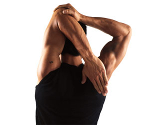 Tricep Stretch - Flexibility Exercises
