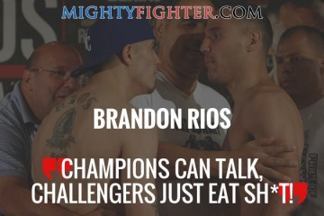 Brandon Rios Boxing Bully