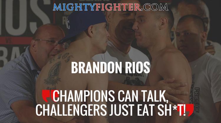 Brandon Rios Boxing Bully