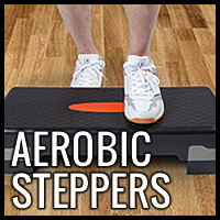 top 5 best aerobic steppers