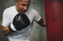 Andre Ward Boxing Training