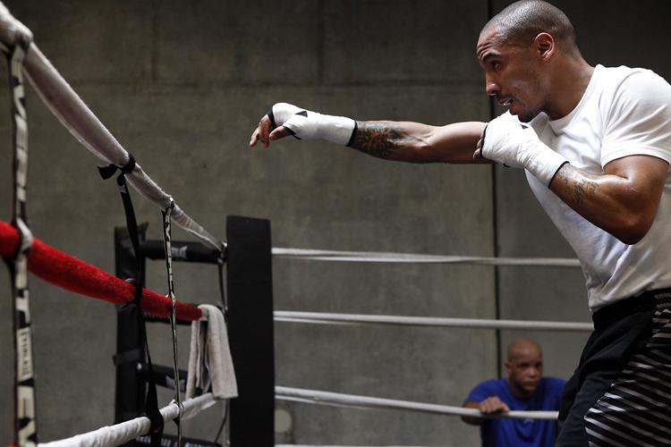 Andre Ward Boxing Footwork