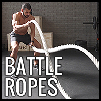Top 5 Best Battle Ropes