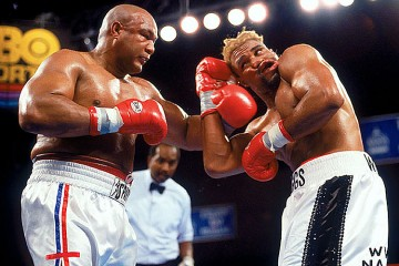 George Foreman Hardest Punchers in Boxing