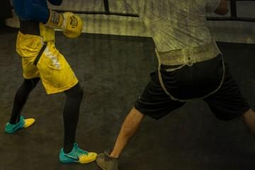 Improve Boxing Footwork