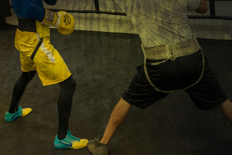 Improve Boxing Footwork