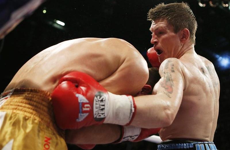 Body Shot Boxing Combinations