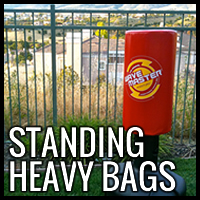 top 5 best free standing heavy bags