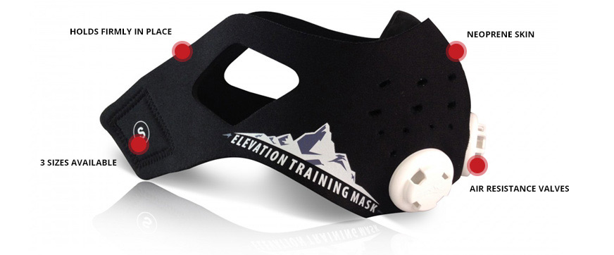 Does an elevation training mask work?