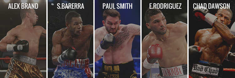 Andre Ward's Past Opponents